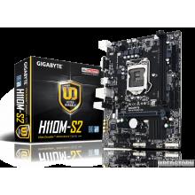 Gigabyte GA-H110M-S2 (s1151, Intel H110, PCI-Ex16)