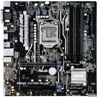Asus Prime Z270M-Plus (s1151, Intel Z270, PCI-Ex16)