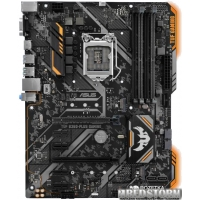 Материнская плата Asus TUF B360-Plus Gaming (s1151, Intel B360, PCI-Ex16)