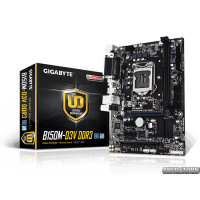Gigabyte GA-B150M-D3V DDR3 (s1151, Intel B150, PCI-Ex16)