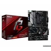 Материнская плата ASRock X570 Phantom Gaming 4 Socket AM4