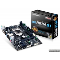 Gigabyte GA-H81M-S1 (s1150, Intel H81, PCI-Ex16)