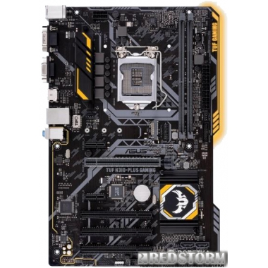 Материнская плата Asus TUF H310-Plus Gaming (s1151, Intel H310, PCI-Ex16)
