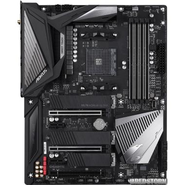 Материнская плата Gigabyte X570 Aorus Ultra (sAM4, AMD X570, PCI-Ex16)