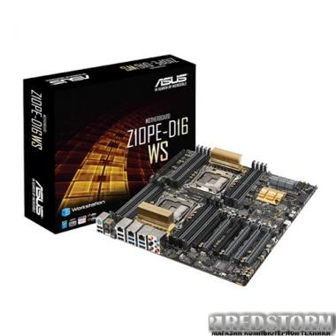 Материнская плата Asus Z10PE-D16 WS (s2011-3, Intel C612, PCI-Ex16)