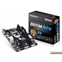 Gigabyte GA-B85M-D2V (s1150, Intel B85, PCI-Ex16)
