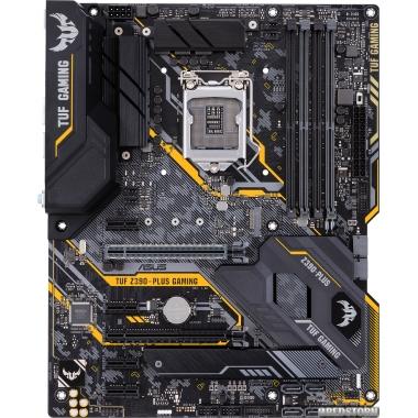 Материнская плата Asus TUF Z390-Plus Gaming (s1151, Intel Z390, PCI-Ex16)