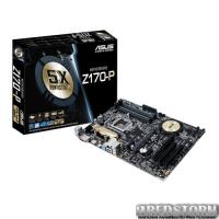 Asus Z170-P (s1151, Intel Z170, PCI-Ex16)