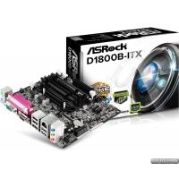 ASRock D1800B-ITX (Intel Dual-Core J1800, SoC, PCI-Ex1)