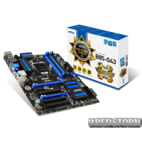 MSI B85-G43 (s1150, Intel B85, PCI-Ex16)