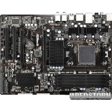 Материнская плата ASRock 970 Extreme3 R2.0 (sAM3+, AMD 970, PCI-E x16)