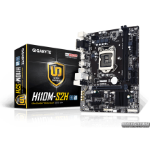 Gigabyte GA-H110M-S2H (s1151, Intel H110, PCI-Ex16)