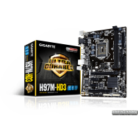 Gigabyte GA-H97M-HD3 (s1150, Intel H97, PCI-Ex16)