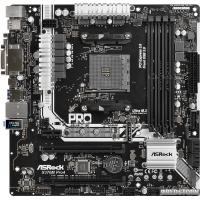 Материнская плата ASRock X370M-Pro4 (sAM4, AMD X370, PCI-Ex16)