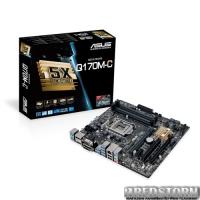 Asus Q170M-C (s1151, Intel Q170, PCI-Ex16)