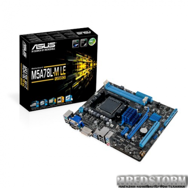 Материнская плата Asus M5A78L-M LE/USB3 (sAM3+, AMD 760G, PCI-Ex16)