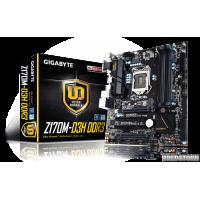 Gigabyte GA-Z170M-D3H DDR3 (s1151, Intel Z170, PCI-Ex16)