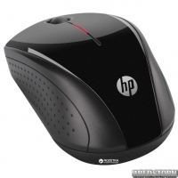 Мышь HP X3000 Wireless Black (H2C22AA)