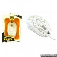 Мышка компьютерная проводная Ripper XG68 с подсветкой Белая (844573230)