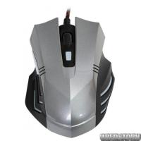 Мышь Omega VARR OM-267 Gaming 6D USB Black/Silver (OM0267)