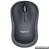 Мышь Logitech M185 Wireless Grey (910-002238/910-002235)