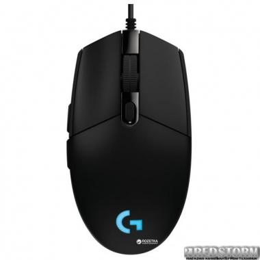Мышь Logitech G102 Prodigy USB Black (910-004939)