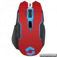 Мышь SPEEDLINK Contus USB Black/Red (SL-680002-BKRD)