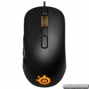Мышь SteelSeries Rival 105 USB Black (SS62415)