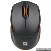 Мышь Defender Genesis MB-865 Wireless Grey/Orange (52868)