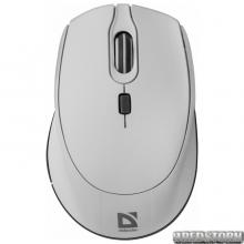 Мышь Defender Genesis MB-795 Wireless White (52796)