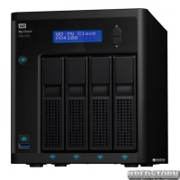 Western Digital My Cloud Pro Series PR4100 WDBNFA0000NBK-EESN 4х3.5 USB3.0 LAN External