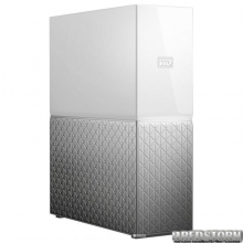 Сетевое хранилище Western Digital My Cloud Home 3TB WDBVXC0030HWT-EESN 3.5 LAN USB 3.0 External (WCC4N2JPED6C) -