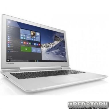 Ноутбук Lenovo IdeaPad 700-15 (80RU0084UA) White