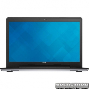 Ноутбук Dell Inspiron 5749 (I57P45DIL-46S) Silver