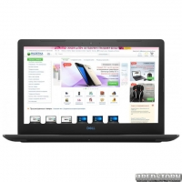 Ноутбук Dell Inspiron G3 15 3579 (G315FI58S1H1DL-8BK) Black