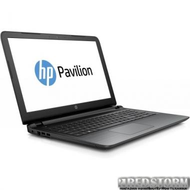 Ноутбук HP Pavilion 15-ab206ur (P0S32EA) Black