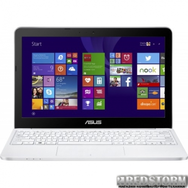 Ноутбук Asus EeeBook X205TA (X205TA-FD0060TS) White