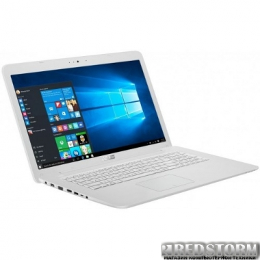 Ноутбук Asus X756UQ (X756UQ-T4004D) White