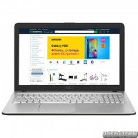 Ноутбук Asus X543MA-GQ496 (90NB0IR6-M13660) Transparent Silver