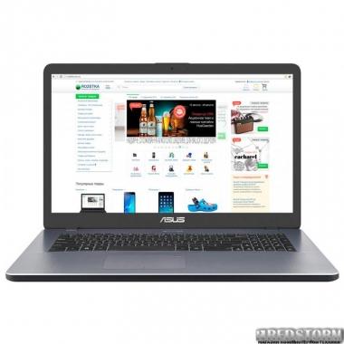 Ноутбук ASUS VivoBook 17 X705UB-BX305 (90NB0IG2-M04130) Star Grey