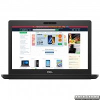 Ноутбук Dell Latitude 5290 (N005L529012EMEA_U) Black