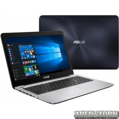 Ноутбук Asus X556UA (X556UA-DM018D) Blue