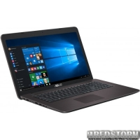 Asus X756UV (X756UV-T4007D) Dark Brown