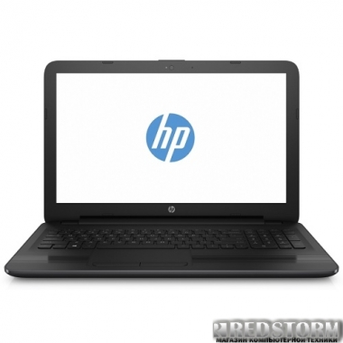 Ноутбук HP 250 G5 (W4M67EA) Black