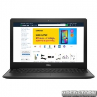 Ноутбук Dell Inspiron 3584 (358Fi34H1HD-LBK) Black