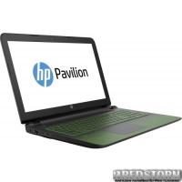 HP Pavilion Gaming 15-ak101ur (W4X70EA) Black