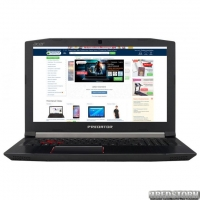 Ноутбук Acer Predator Helios 300 PH317-52 (NH.Q3EEU.020) Shale Black