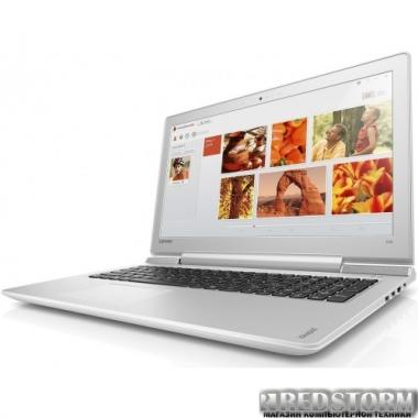 Ноутбук Lenovo IdeaPad 700-15ISK (80RU003YUA) White
