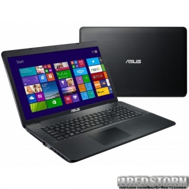 Ноутбук Asus X751LX (X751LX-T4035D) Black