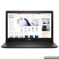 Ноутбук Dell Vostro 15 3580 (N2066VN3580ERC_UBU) Black